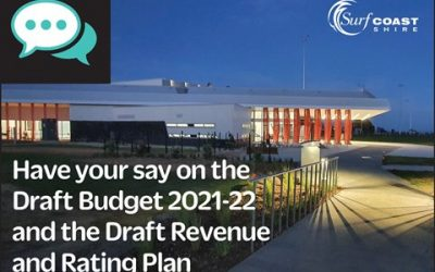 Surf Coast Shire's Draft Budget Report 2021-22 & Draft Revenue and Rating Plan