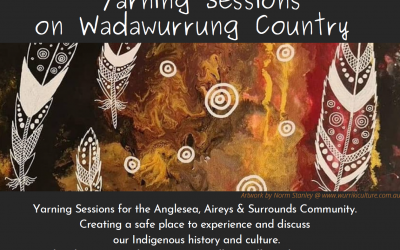 Yarning sessions on Wadawurrung Country